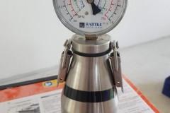 Měření vlhkosti CM přístrojem